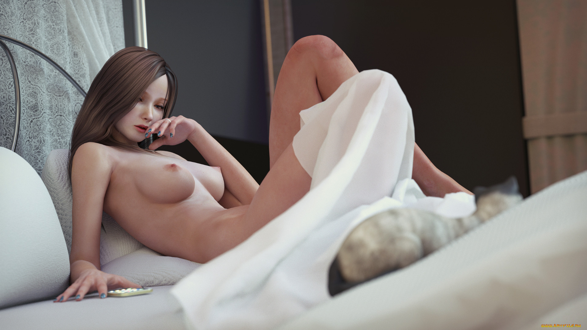 Adult 3dnude art sexy tube